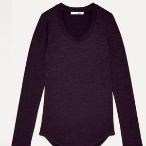 🍂 Aritzia Wilfred Free Diapason T-Shirt EUC